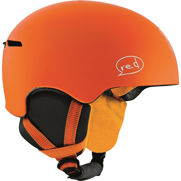 Red - Avid Grom Helmet - Kid's