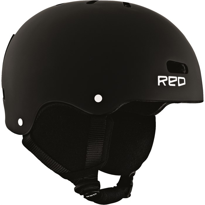 Red - Trace Grom Helmet - Kid's