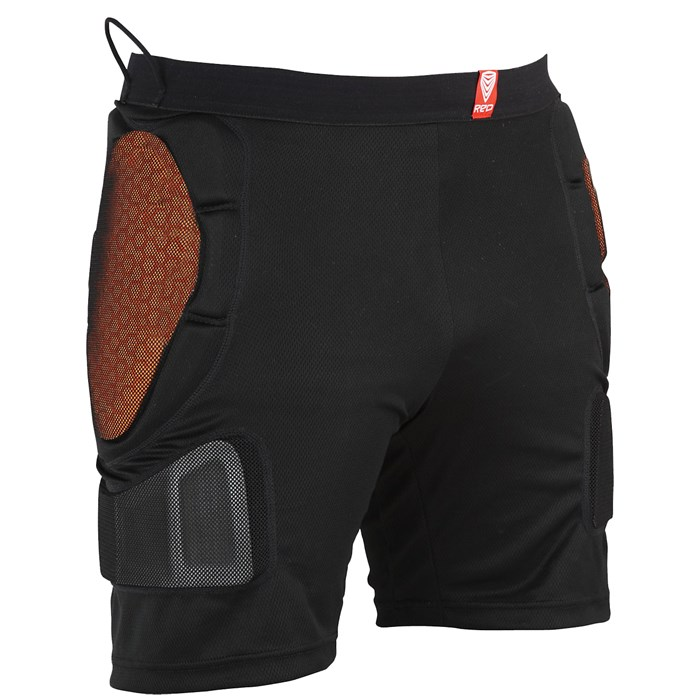 Red - Total Impact Shorts
