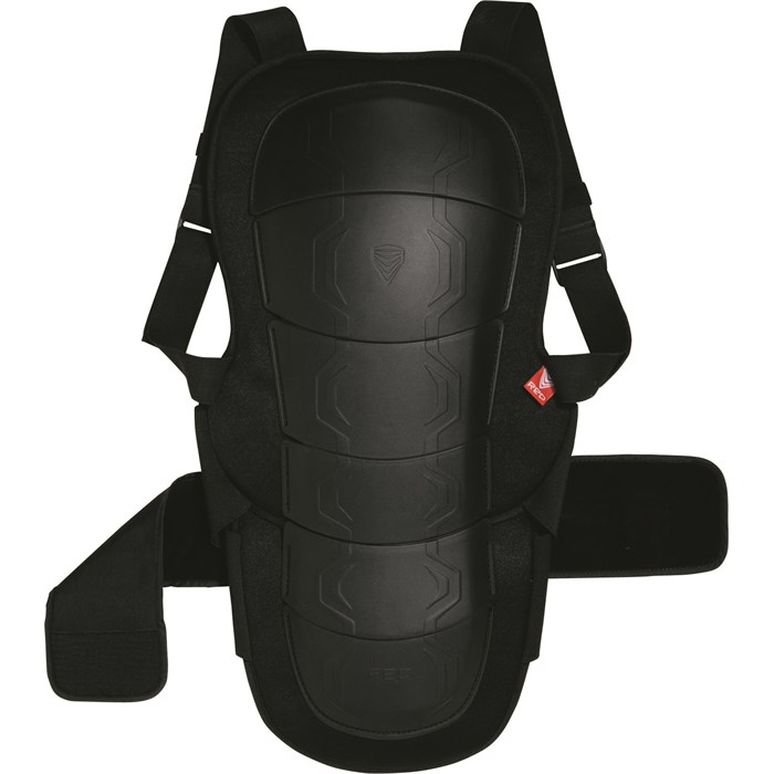 Red - Total Impact Back Protector
