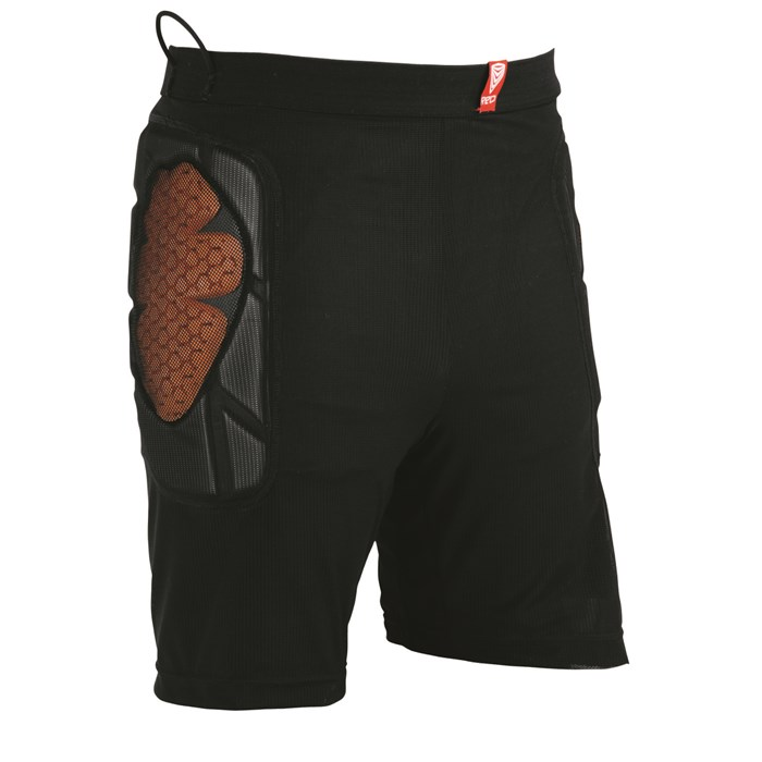 Red - Total Impact Shorts - Kid's