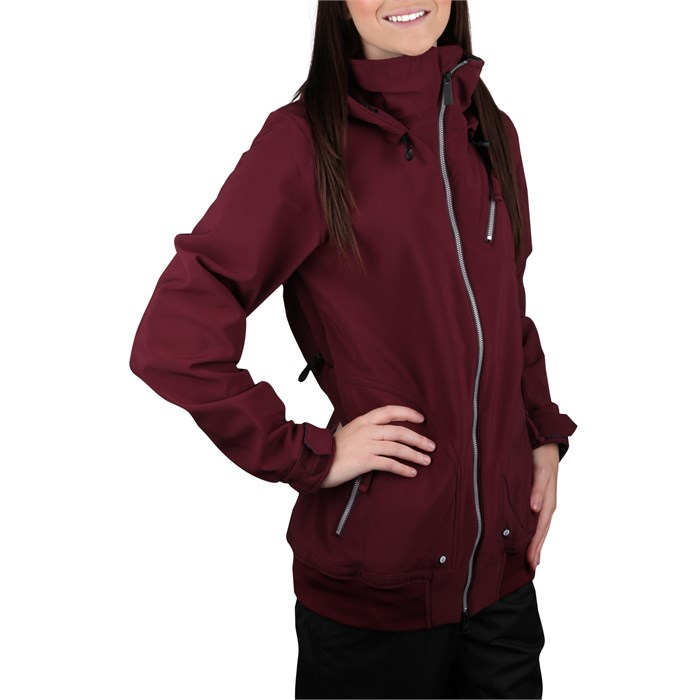 Volcom - Sass Softshell Jacket - Women's