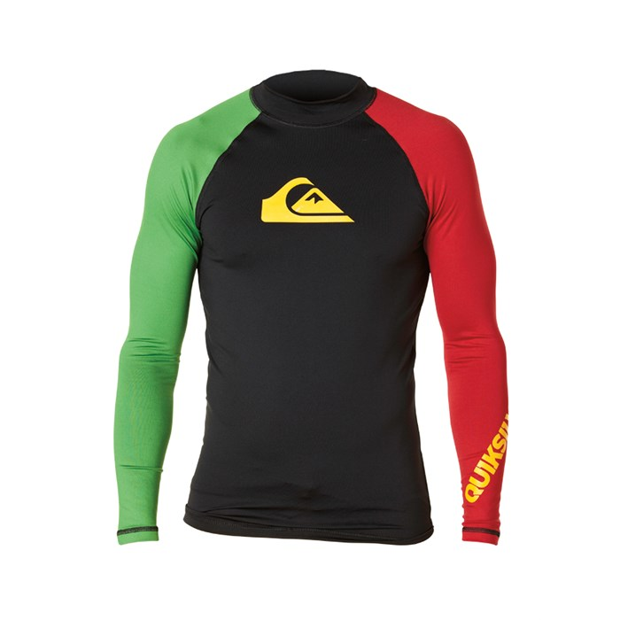 Quiksilver - All Time Long Sleeve Surf Shirt 2013