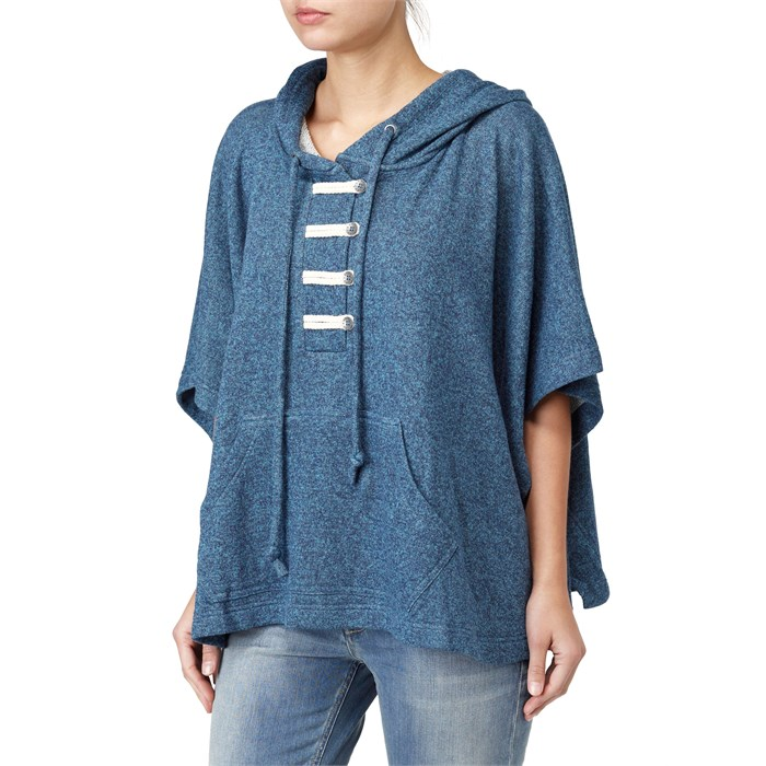 Quiksilver - Providence Poncho Top - Women's