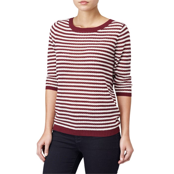 Quiksilver - Nantucket Boatneck Sweater - Women's