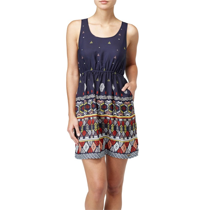 Quiksilver - Indian Summer Tank Dress - Women's