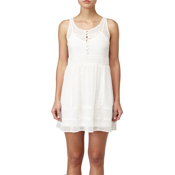 Quiksilver - Edwardian Dot Dress - Women's