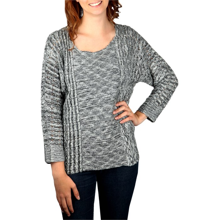 Quiksilver - Sugar Pine Dolman Sweater - Women's