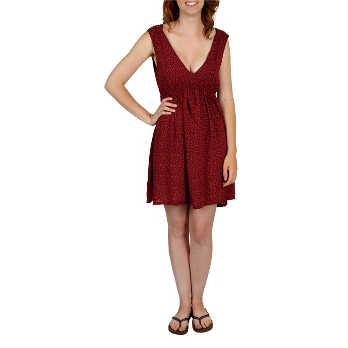 Quiksilver - Ditsy Meadows Dress - Women's