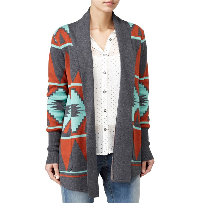 Quiksilver - Campground Jacquard Sweater - Women's