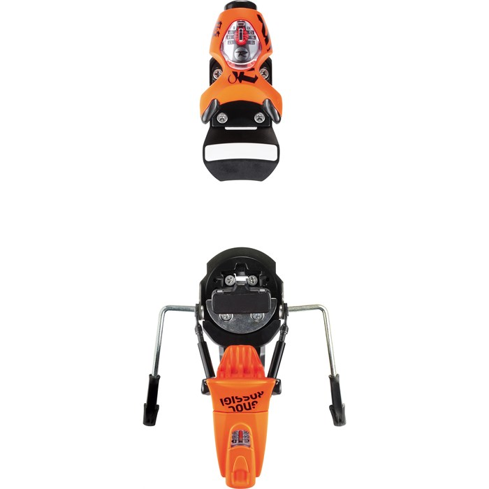Rossignol - FKS 180 XXL Ski Bindings (115mm Brakes) 2013