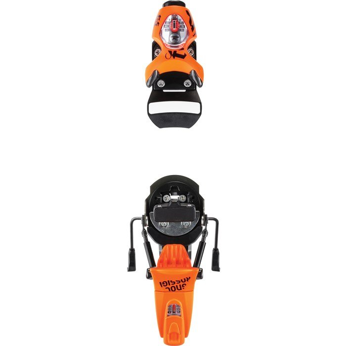 Rossignol - FKS 180 L Ski Bindings (90mm Brakes) 2013