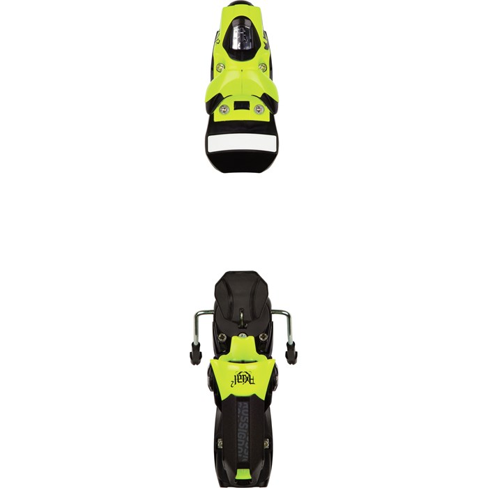 Rossignol - Axial2 120 L Ski Bindings (90mm Brakes) 2013