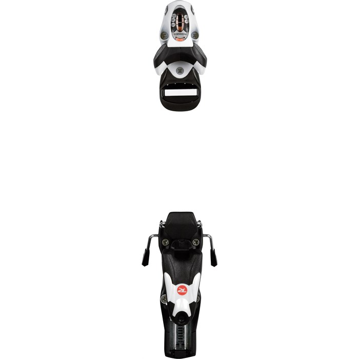 Rossignol - Comp Kid 25 L Ski Bindings (80mm Brakes) - Youth 2013