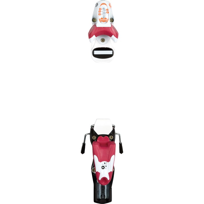 Rossignol - Comp Kid Princess 25 L Ski Bindings (80mm Brakes) - Youth - Girl's 2013