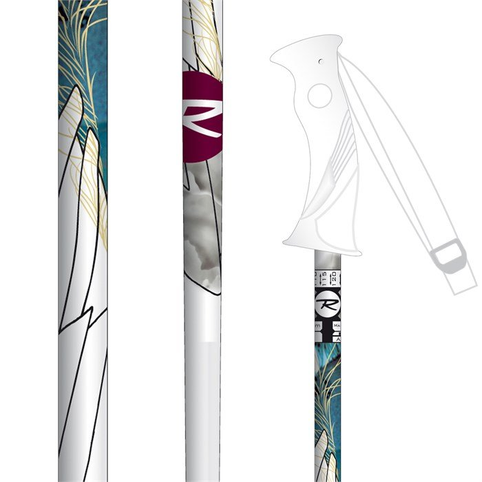 Rossignol - Temptation Light Ski Poles - Women's 2013