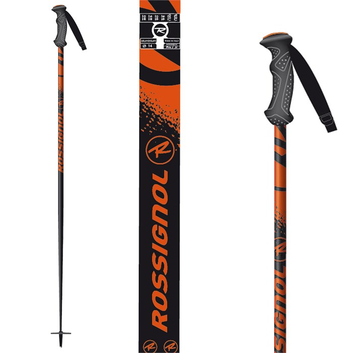 Rossignol - Pro J Jr - Youth Ski Poles 2013