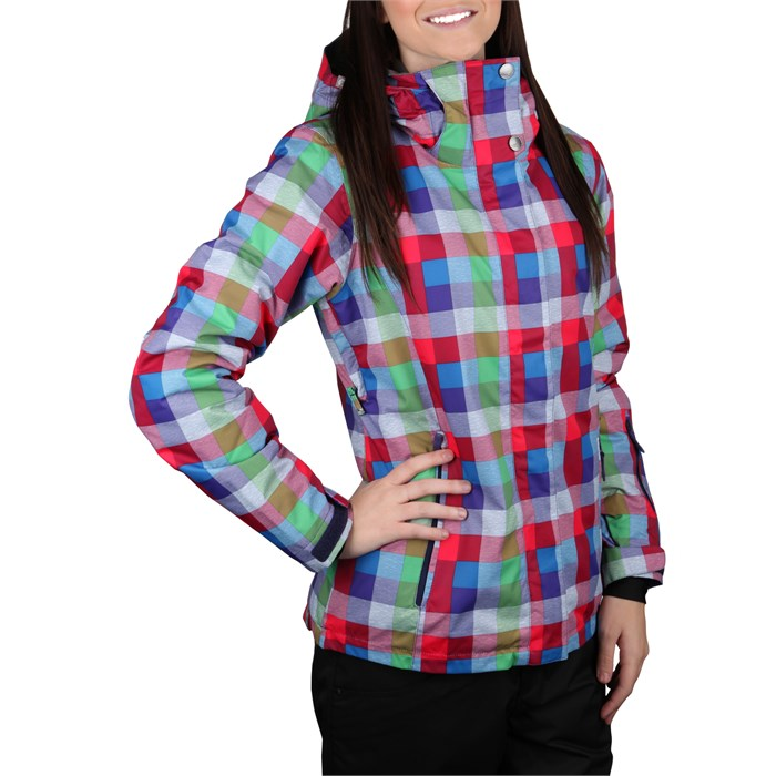 Roxy - Jetty Insulated Jacket - Women's