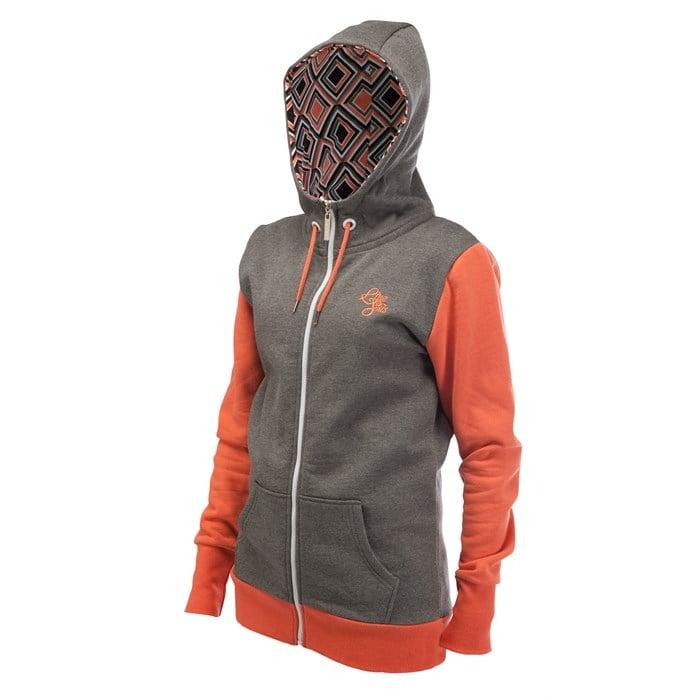 Line Skis - Heatbreaker Zip Hoodie - Women's