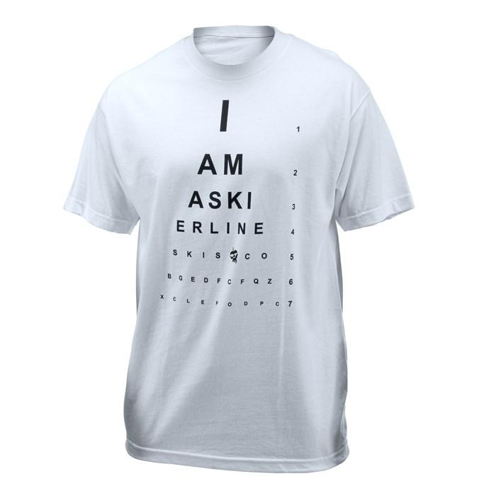 Line Skis - Skier T Shirt