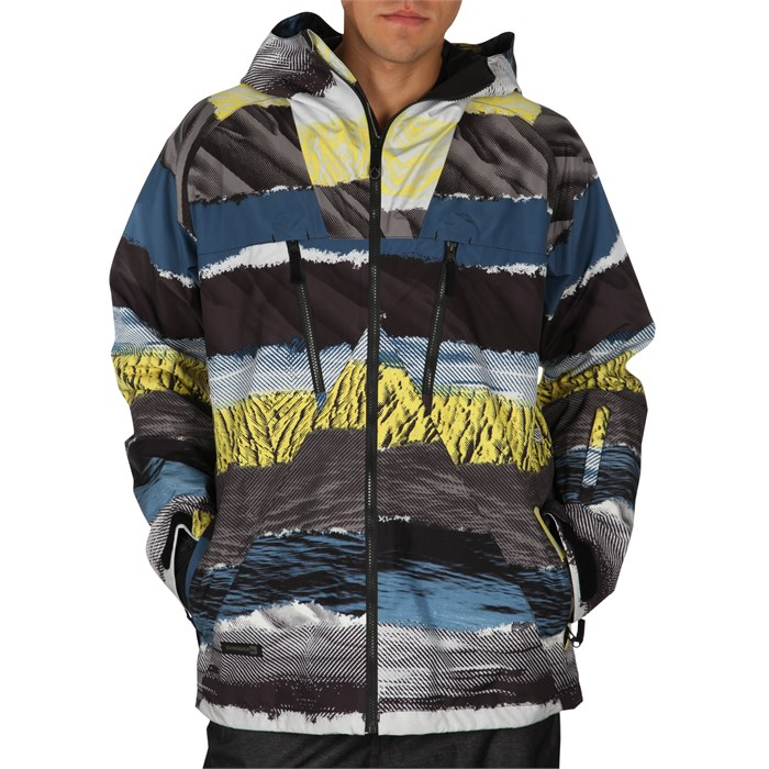 Quiksilver - Travis Rice Symbol Jacket