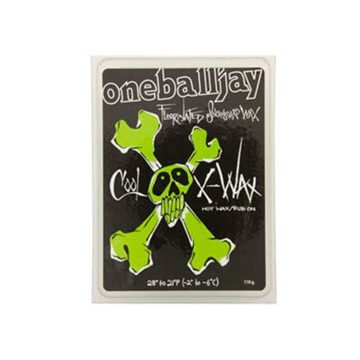 One Ball Jay - One Ball Jay X-Cool Wax