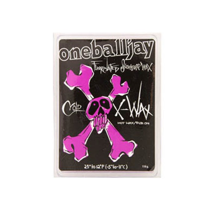 OneBall - One Ball Jay X-Cold Wax