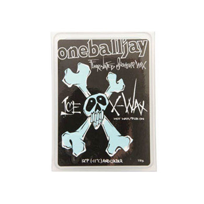 One Ball - Jay X-Ice Cold Wax