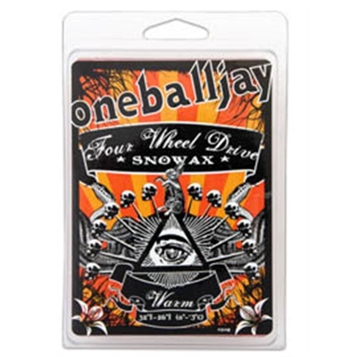 OneBall - One Ball Jay 4WD Warm Wax