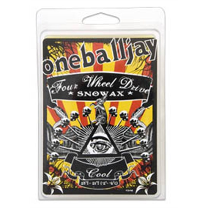OneBall - One Ball Jay 4WD Cool Wax