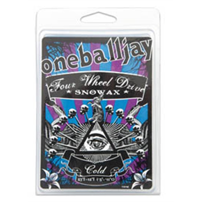 27e7d82dc273 OneBall One Ball Jay 4WD Cold Wax
