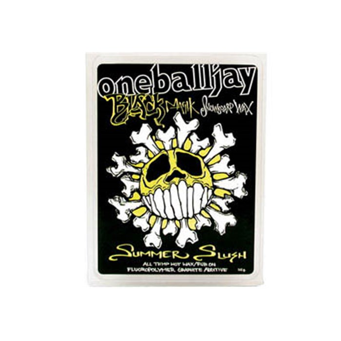 One Ball Jay - Black Magic Summer Slush Wax