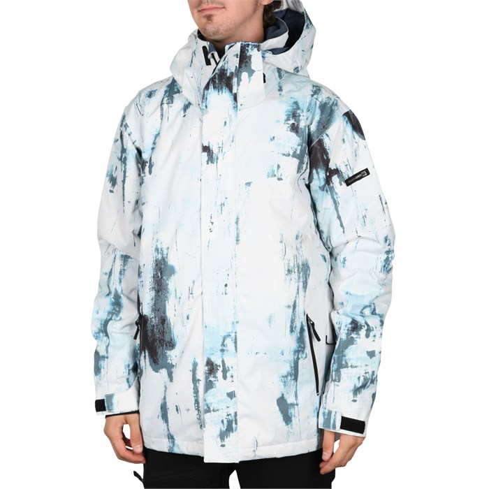 Quiksilver - Next Mission Print Jacket