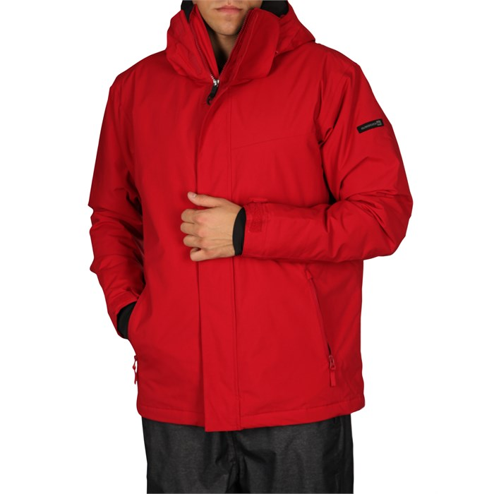 Quiksilver - Next Mission Solid Jacket