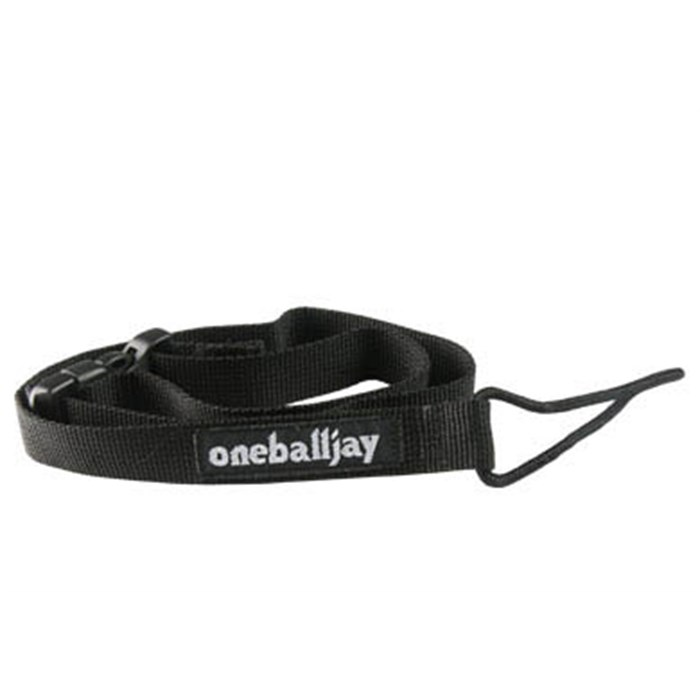 One Ball Jay - Back In Black Leash