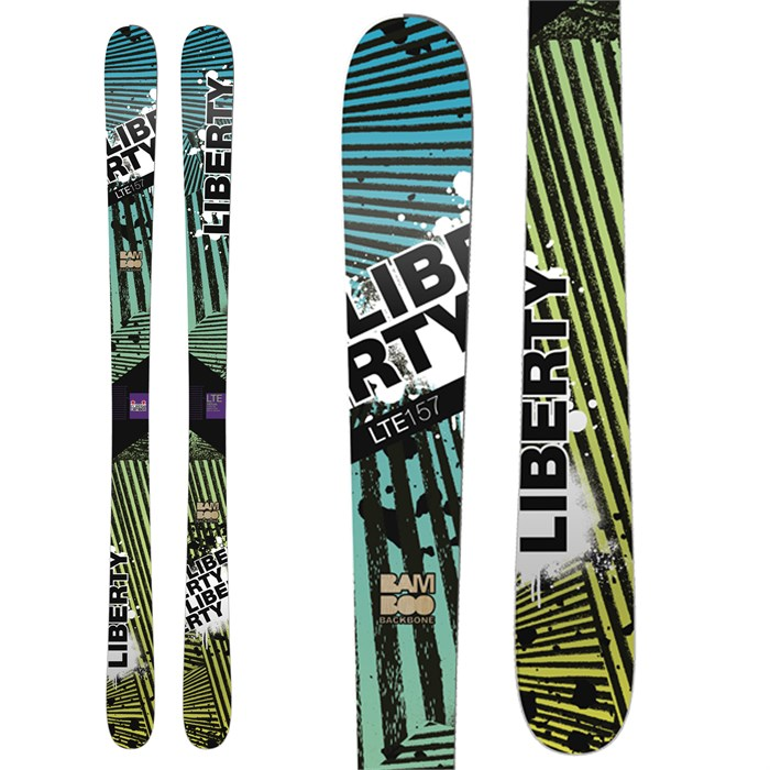 Liberty - LTE Skis 2013