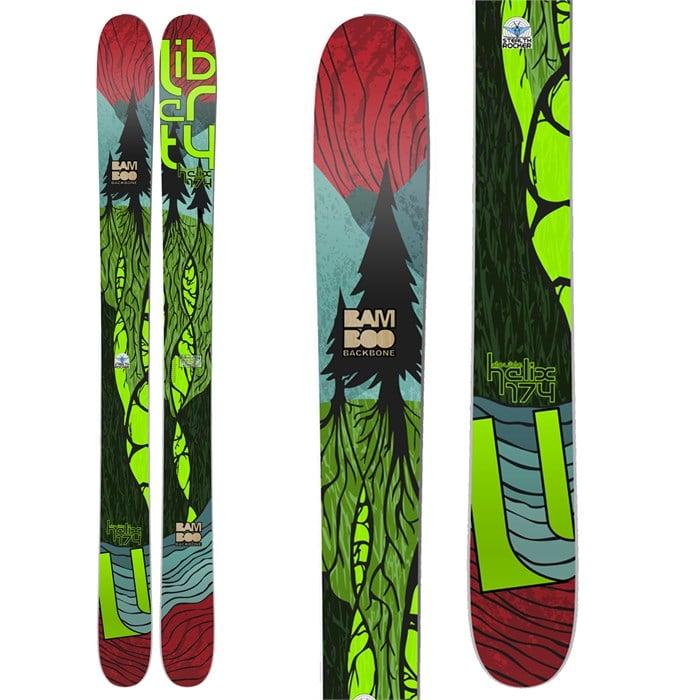 Liberty - Double Helix Skis 2013