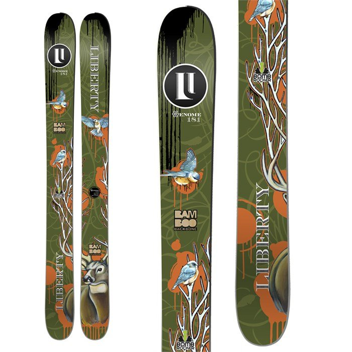 Liberty - Genome Skis 2013