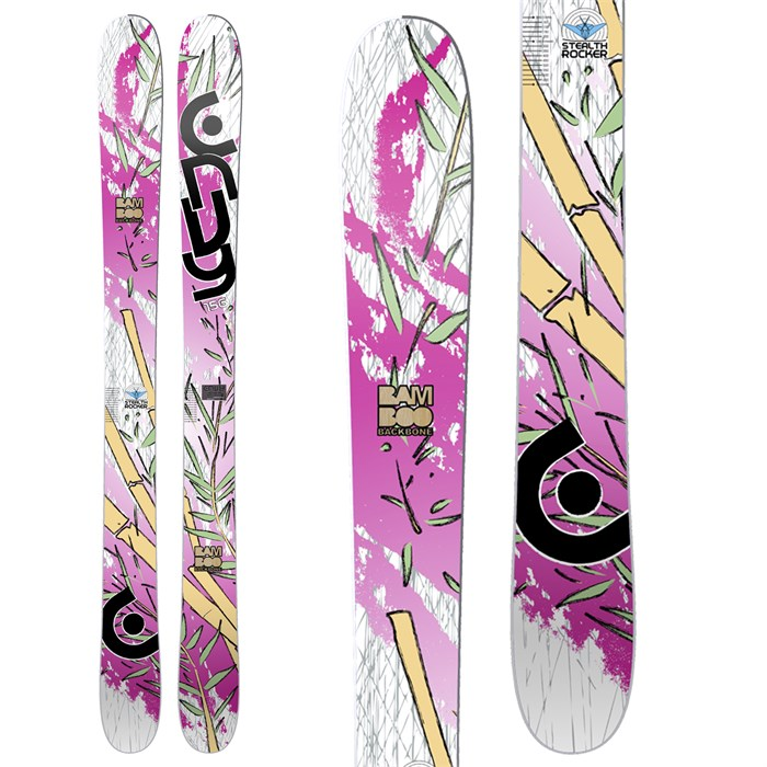 Liberty - Envy Powder Skis - Women's  2013