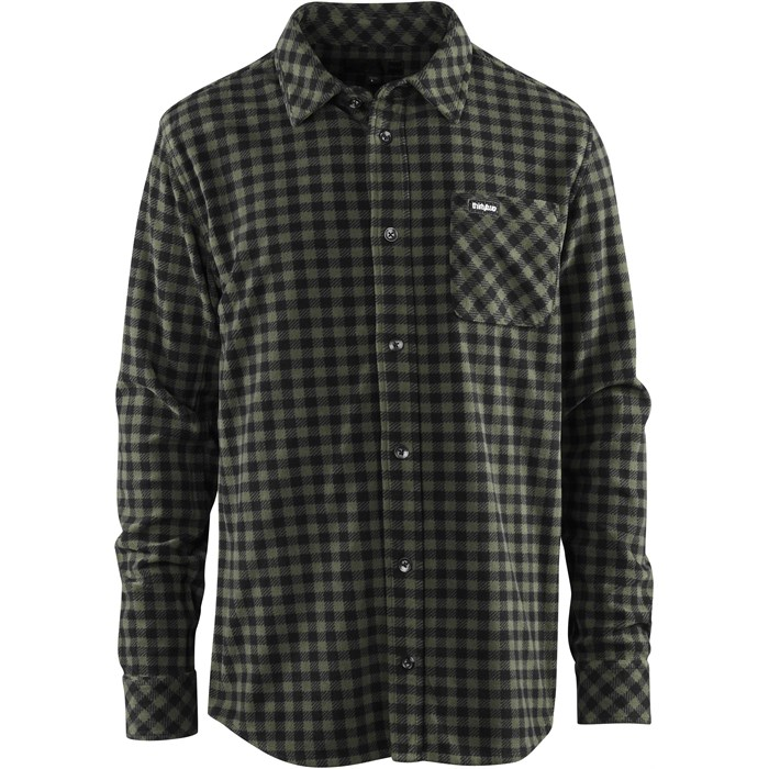 32 - Thermos Tech Button Down Shirt