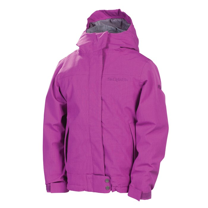 686 - Smarty Ginger Insulated Jacket - Youth - Girl's