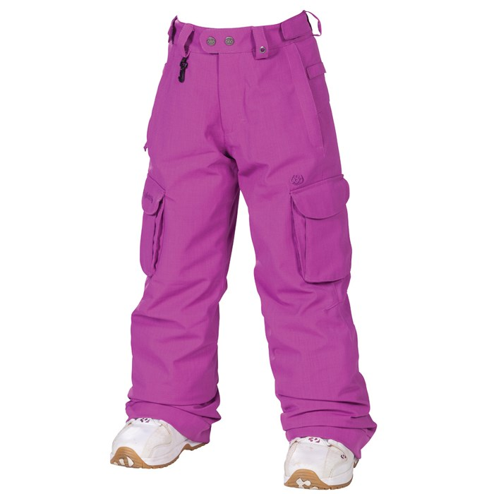 686 - Smarty Mandy Insulated Pants - Youth - Girl's
