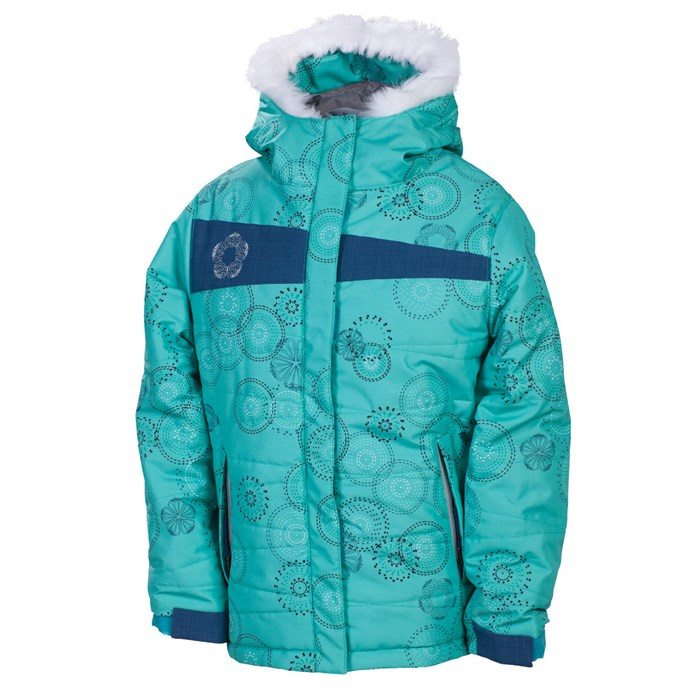 686 - Mannual Gidget Puffy Jacket - Youth - Girl's