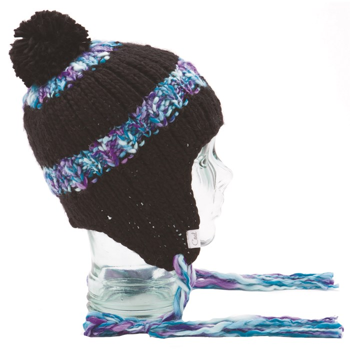 Coal - The Sierra Earflap Beanie - Women's