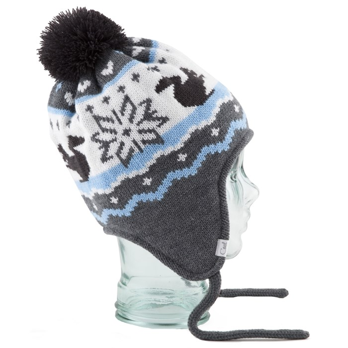 Coal - Coal The Heidi Earflap Beanie - Women's