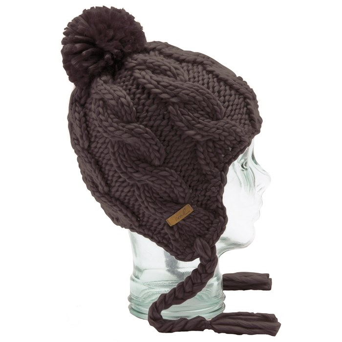 Coal - The Rosalita Earflap Beanie - Women's