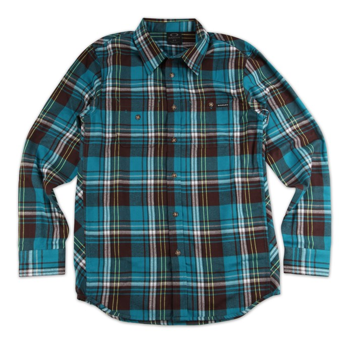 Oakley - Pioneer Tech Flannel Shirt