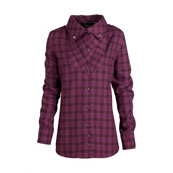 Oakley - Cairn Tech Flannel Shirt - Women's