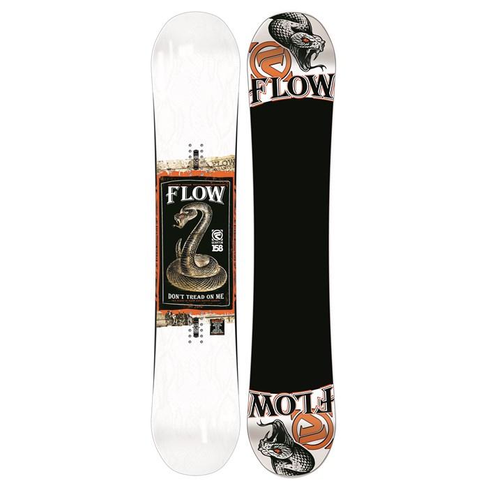 Flow - Quantum Snowboard 2013