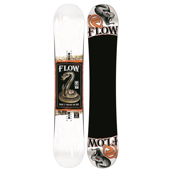 Flow - Quantum Wide Snowboard 2013